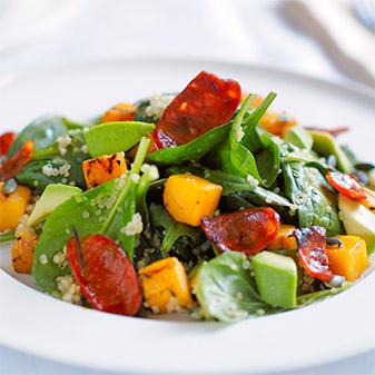Light <br/>salads