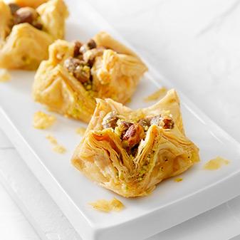 Lebanese desserts