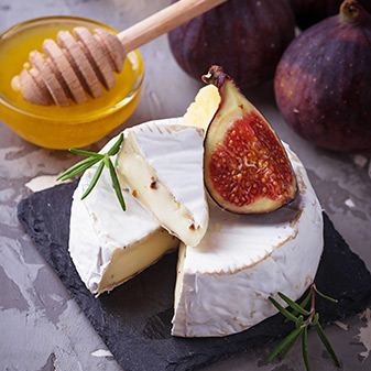 Creamy cheeses