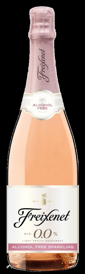 Freixenet sense alcohol rosat