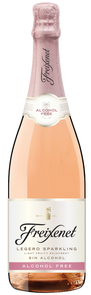 Freixenet Alcohol Free Rosé