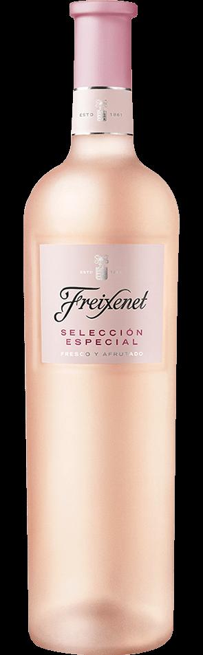 Vino rosado Selección Especial