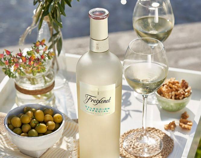 Vino blanco Selección Especial
