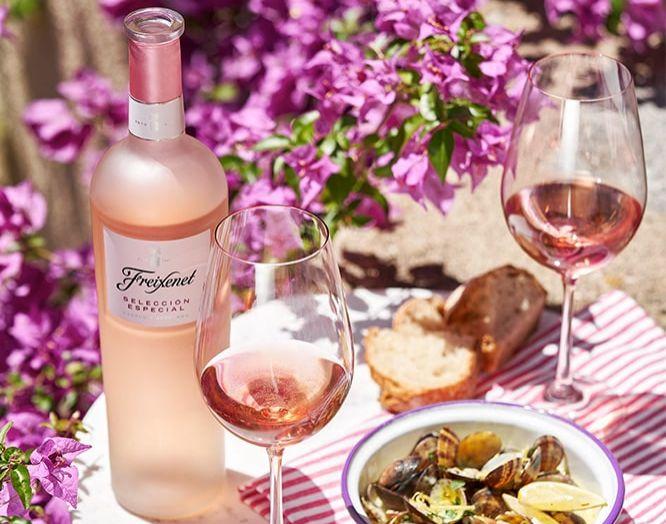 Rosé wine Selección Especial