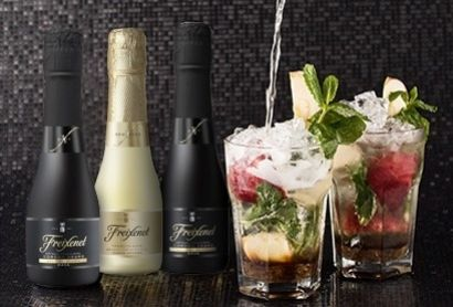 Cocktail - FRUITY MOJITO