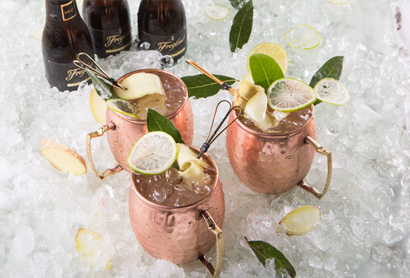 Cocktail - CAVA MULE