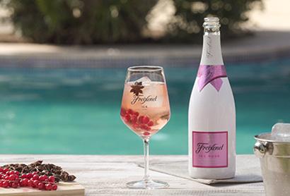 Cocktail - VELVET ROSÉ