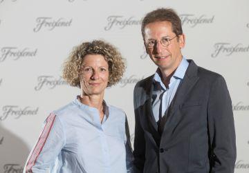 Martina Obregón i Ferran Sostres