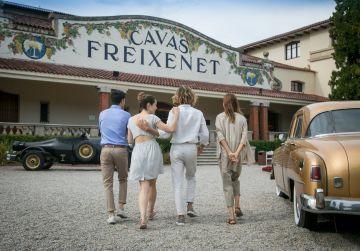 Freixenet ofrecerá visitas gratuitas al personal que está a primera línea del coronaviru