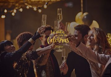 Freixenet presents its new campaign: La vida es como la celebras