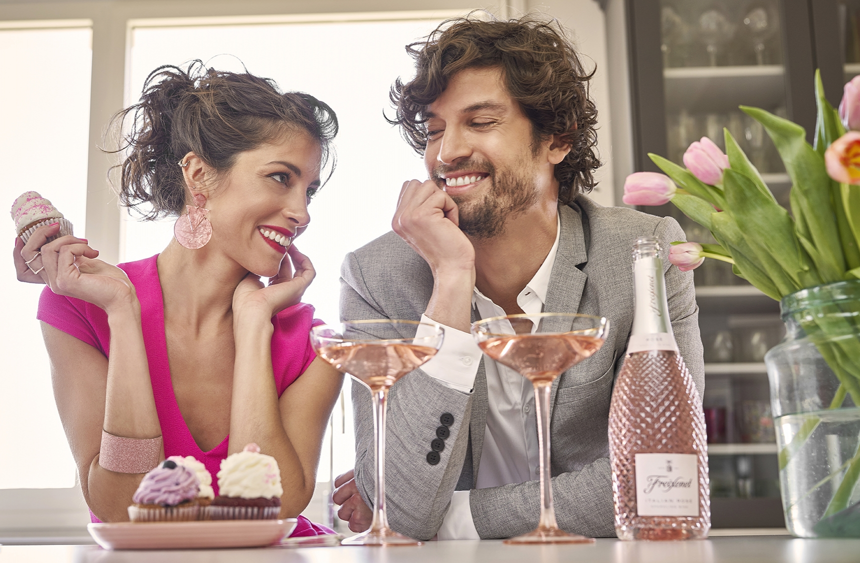 Freixenet's collaborative marketing campaign